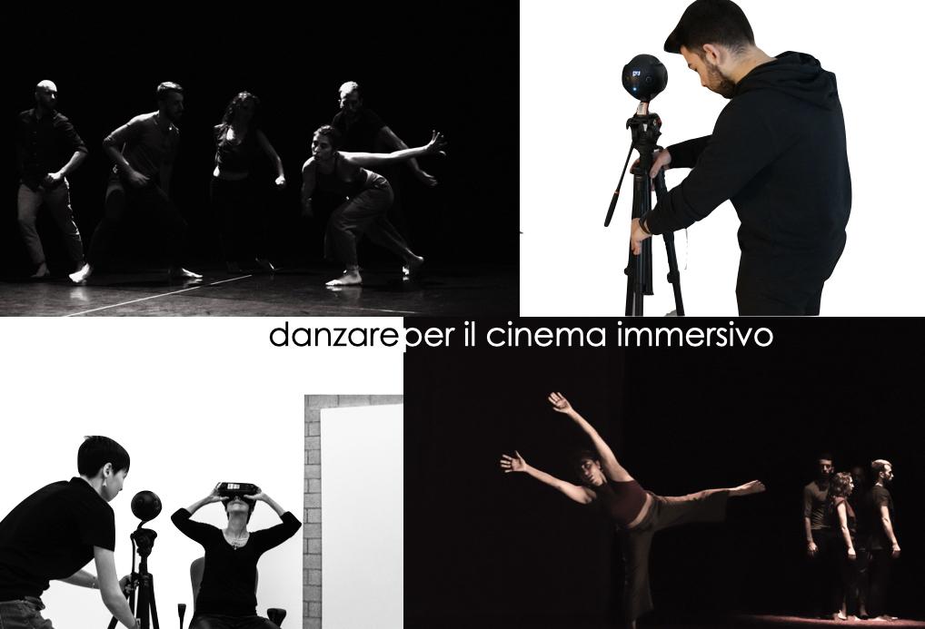 Foto Danzare Cinema Immersivo