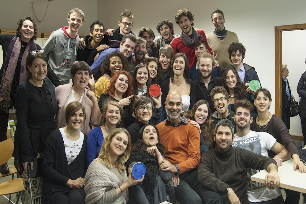foto di gruppo al PAVsito
