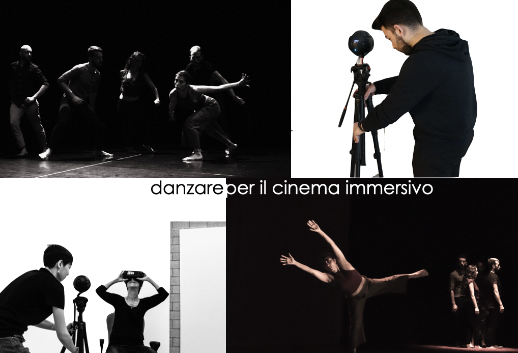 Foto Danzare Cinema Immersivo